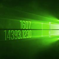 Вышло накопительное обновление для Windows 10 Anniversary Update