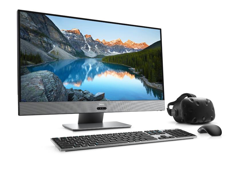 Dell представила моноблок, поддерживающий VR-устройства