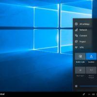 Microsoft разделит центр уведомлений в Windows 10