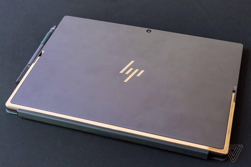Гибридный планшетHP Spectre x2 получил экран высочайшего разрешения