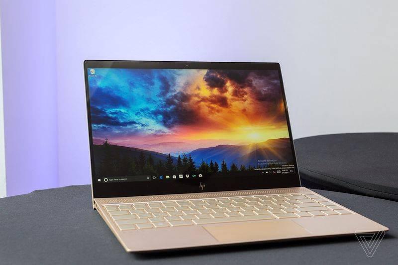 HPEnvy 13— мощнейший ноутбук вкомпактном корпусе