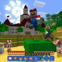Minecraft вышла на Nintendo Switch