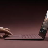 Surface Laptop представлен официально