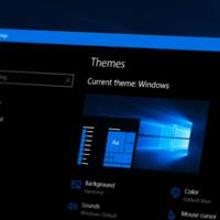 Как скачать и установить темы на Windows 10