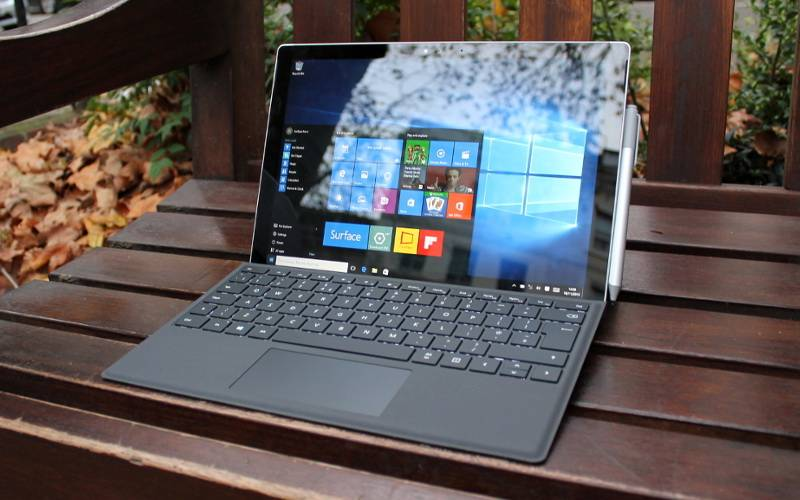 Новый «планшет» Microsoft вдвое скорее iPad Pro