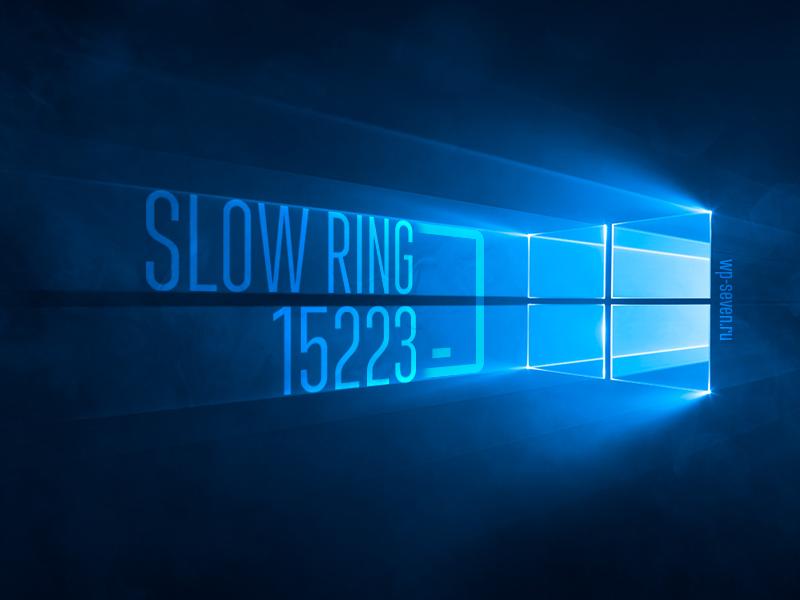 15223 Slow