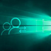 Как отключить Fast User Switching в Windows 10