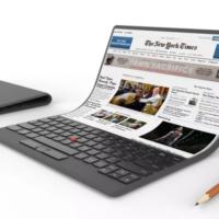Lenovo показала странный концепт ноутбука будущего