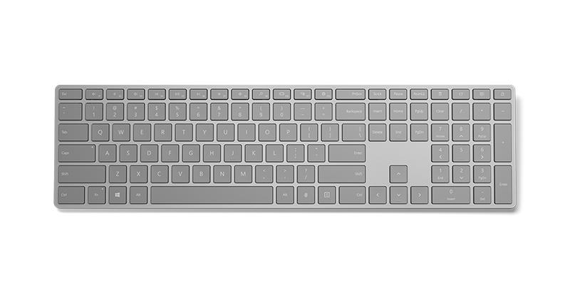 Keyboard with Fingerprint ID