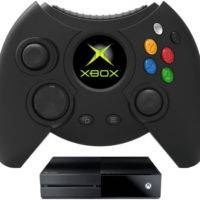 Xbox One получит поддержку самого первого контроллера для оригинальной Xbox