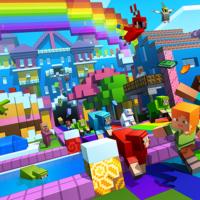 Minecraft для ПК получила обновление World of Color