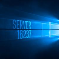 Вышла первая предварительная сборка Windows Server Insider Preview