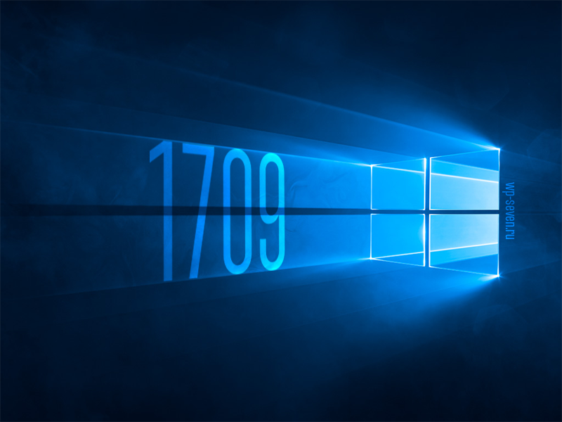 Windows 10 1709