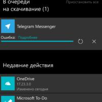 Глючит магазин с телеграмом