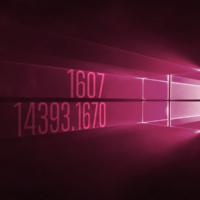 Вышло третье накопительное обновление для Windows 10 1607