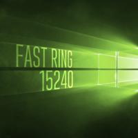 Подъехала сборка 15240 для смартфонов в Fast Ring