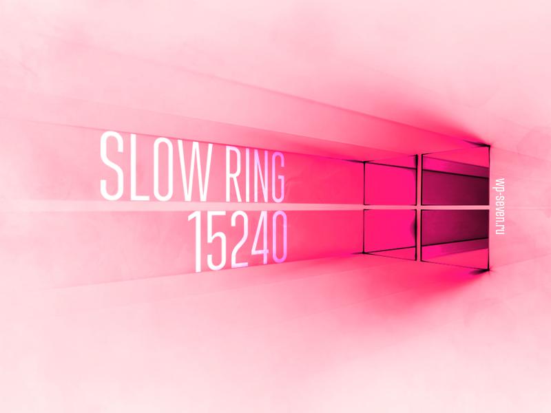 15240 Slow Ring