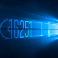 Вышли официальные ISO-файлы сборки 16251