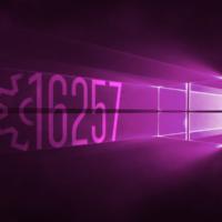 Microsoft выпустила Windows 10 SDK Preview 16257