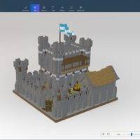В Minecraft на Windows 10 появится интеграция с Paint3D