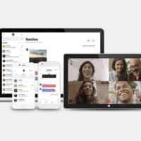 Microsoft начала рассылать новый дизайн Skype для классической версии сервиса.