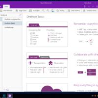 Microsoft рассылает августовское обновление для OneNote на Windows 10