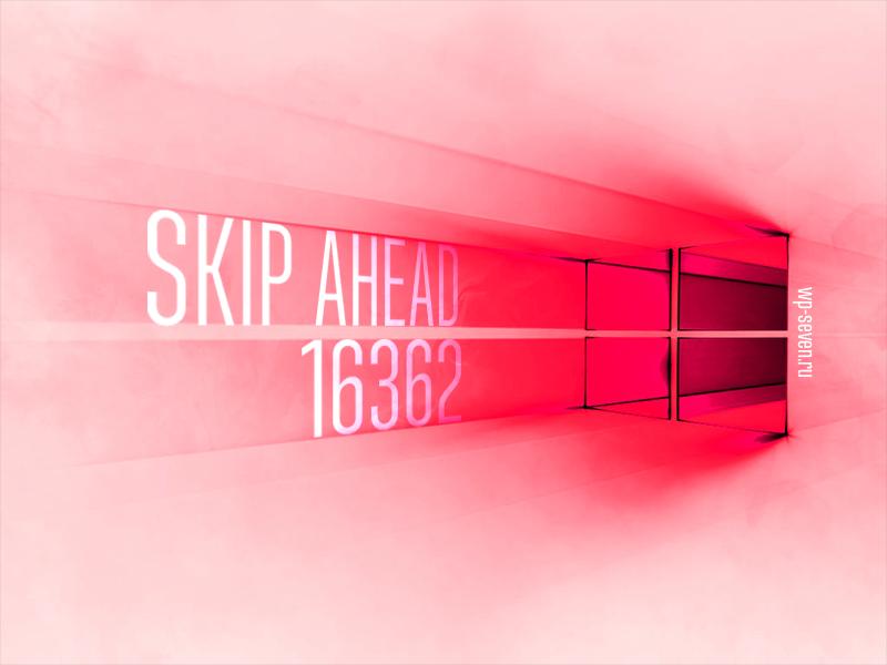 16362 Skip AHead