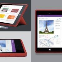 Появились официальные рендеры и полные характеристики Surface Mini