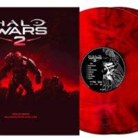 Microsoft выпустила саундтрек Halo Wars 2 на красных виниловых пластинках