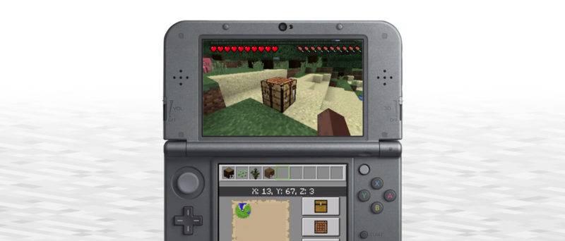 Minecraft 3DS
