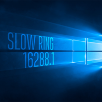 Сборка 16288.1 для компьютеров вышла в Slow Ring