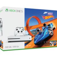 Microsoft выпустила набор Xbox One S Forza Horizon 3 Hot Wheels