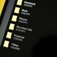 Как получить доступ к файловой системе Windows 10 Mobile с телефона