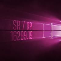 Вышло обновление 16299.19