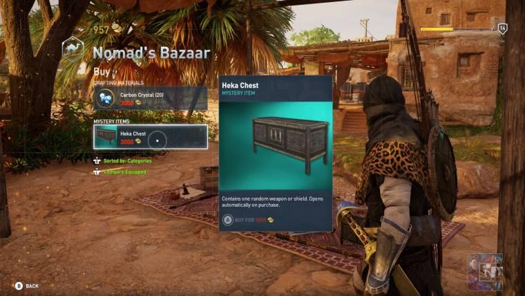 Стало известно, зачем вAssassin's Creed: Origins добавили выбор уровня трудности