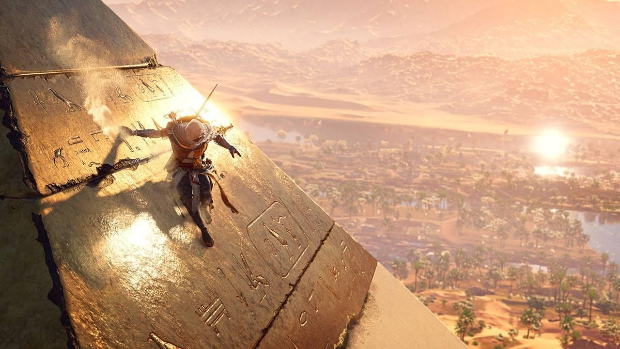 Origins поделились планами наигру— Авторы Assassin's Creed