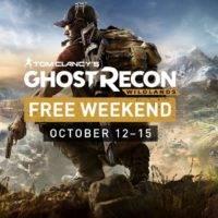 Ghost Recon Wildlands бесплатна на этих выходных для подписчиков Xbox Live Gold