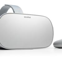 Oculus представила независимый шлем Go