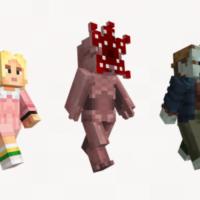 Minecraft получила тематическое дополнение Stranger Things