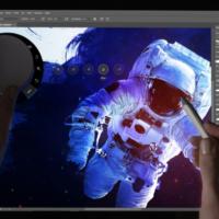 Adobe Photoshop теперь поддерживает Surface Dial