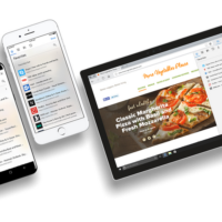 Microsoft Edge для Android доступен в Google Play