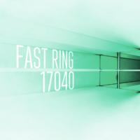 Вышла сборка 17040 для компьютеров в Fast Ring