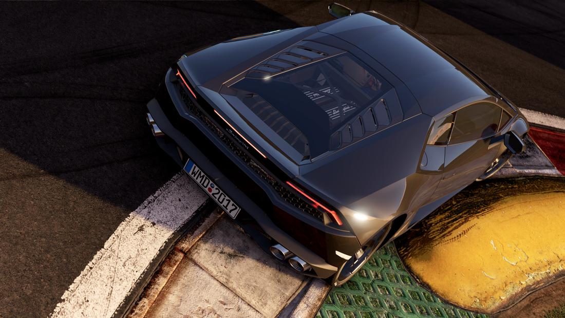Project CARS 2— Игра обзавелась демоверсией