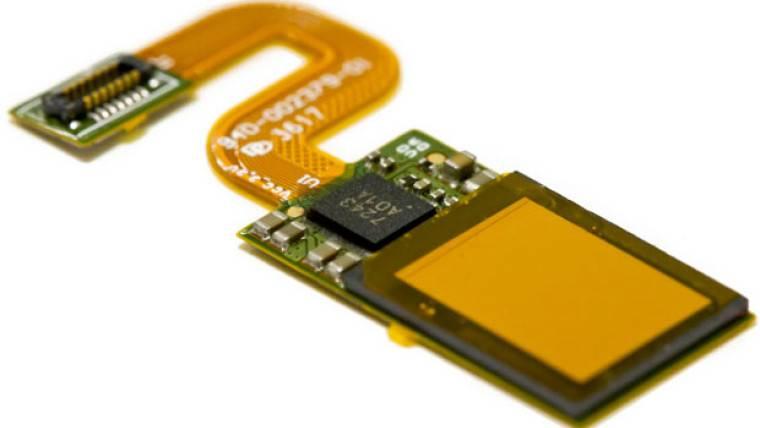 Одна из моделей Samsung получит наэкранный сканер отпечатков пальцев?