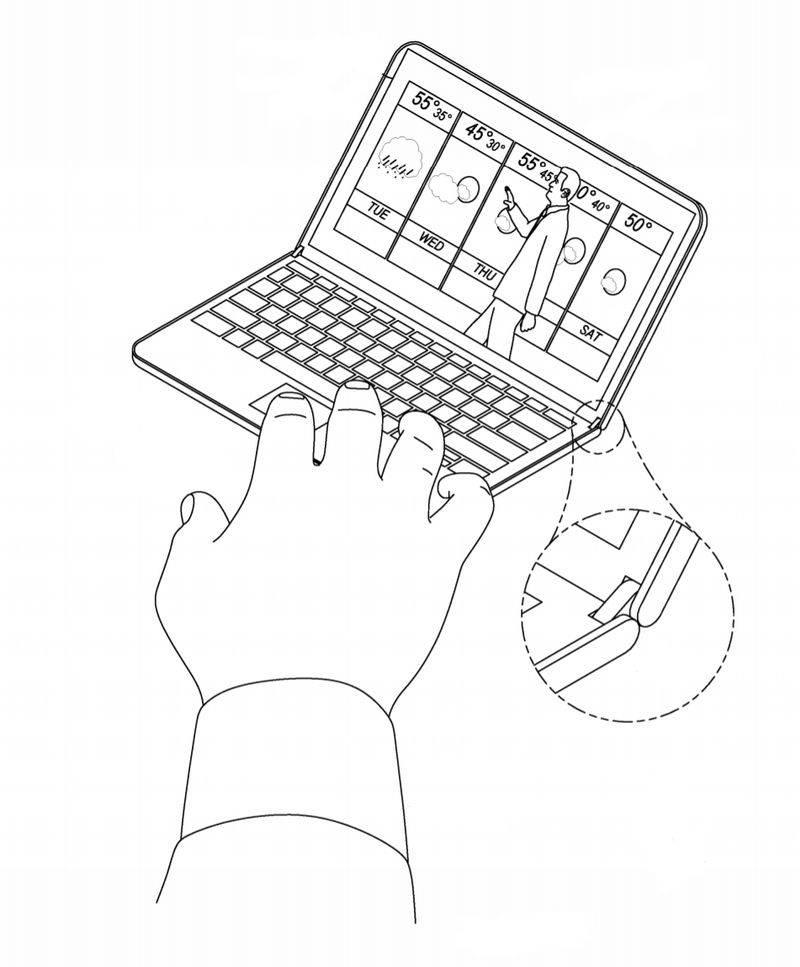 Microsoft рассекретила дизайн революционного складывающегося Surface Phone