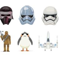 В Skype появились эмоджи из вселенной Star Wars