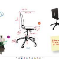 Microsoft выпустила бата-версию Whiteboard для совместного рисования
