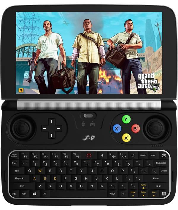 Игровая консоль GPD Win 2 появится впродаже весной этого года