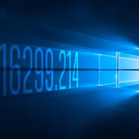 Вышло накопительное обновление для Windows 10 1709