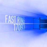Вышла сборка 17093 в Fast Ring